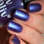 Blueberry Satin bottle swatch