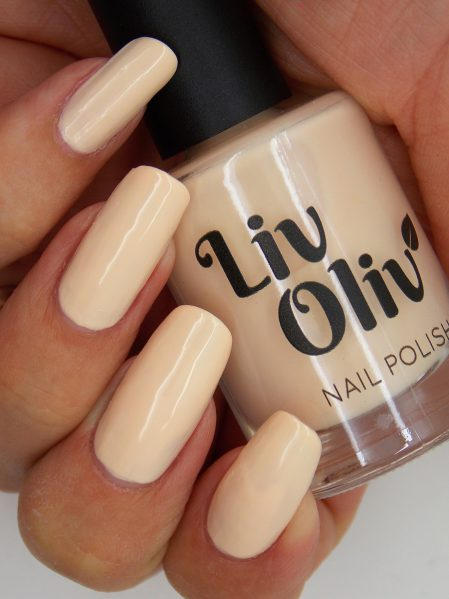 Peaches n Cream bottle swatch