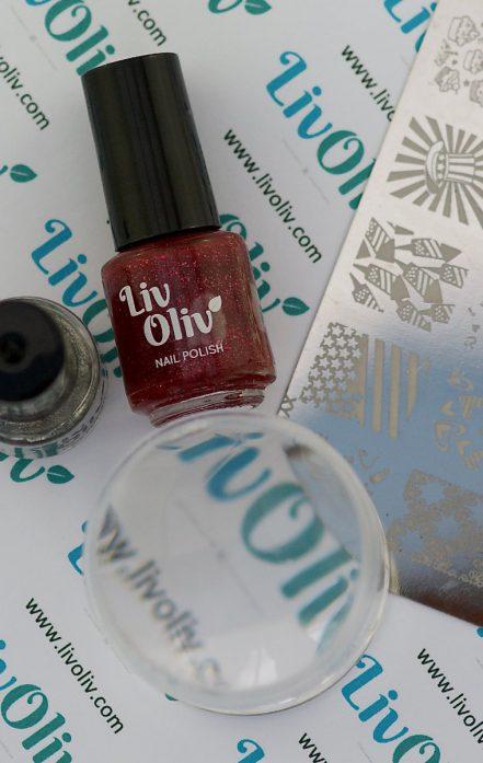 Nail Art Jelly Stamper