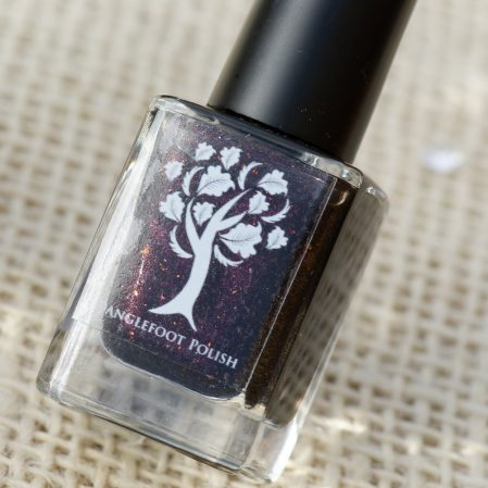 The 'Moulin Rouge' Indie Box - Danglefoot Polish - Come What May