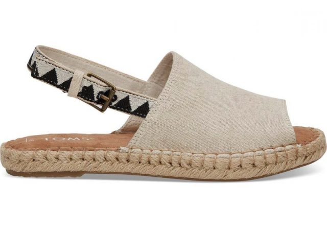 Birch Oxford Womens Clara Espadrilles