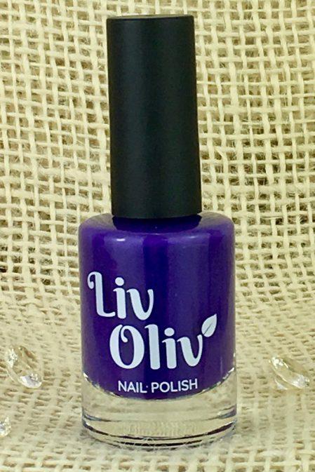 Hyacinth Nail Polish in Bottle