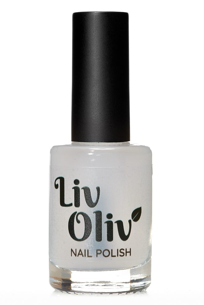 Livoliv cruelty free nail polish matte top coat