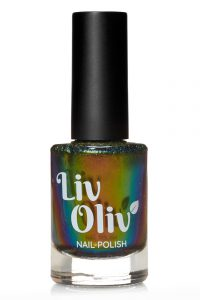 LivOliv Cruelty Free Nail Polish Seven of Diamonds