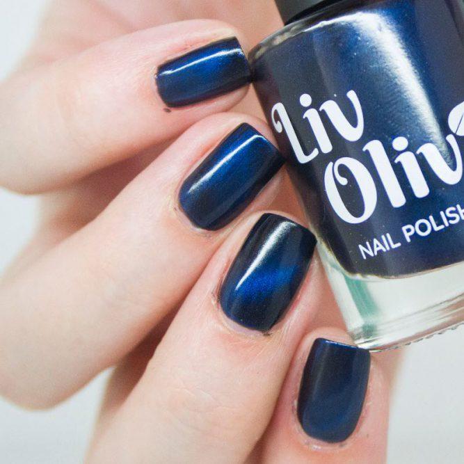 livoliv cruelty free magnetic nail polish bronzelivoliv cruelty free magnetic nail polish blue