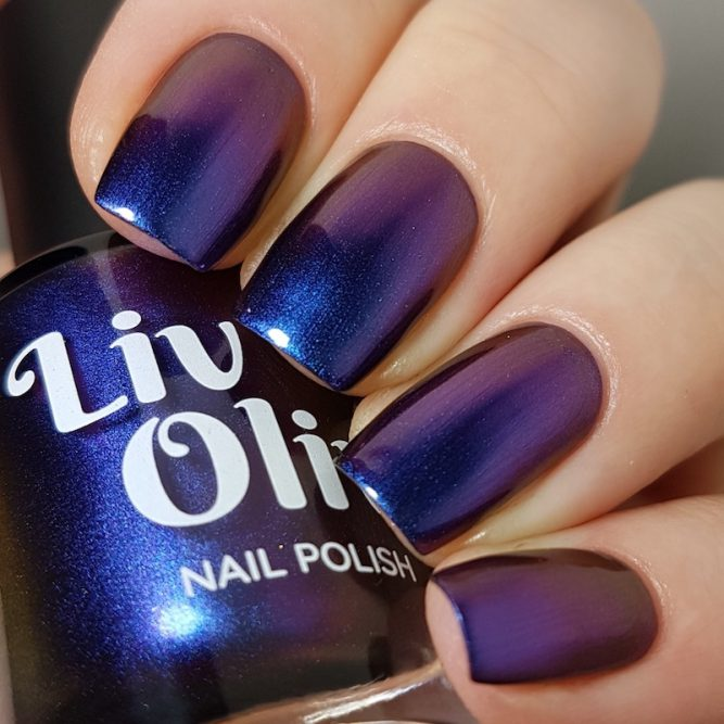 LivOliv Cruelty Free Nail Polish queen of hearts