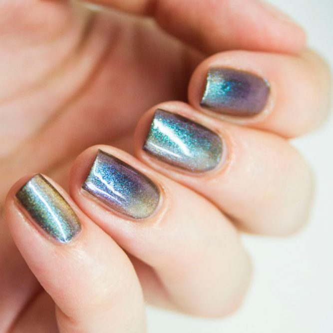 livoliv cruelty free magnetic nail polish multicoloured