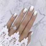 bridal nail polish
